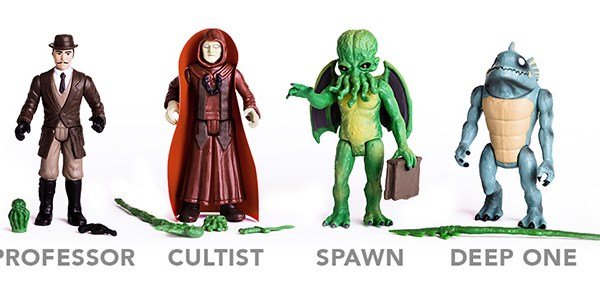 Legends of Cthulhu Action Figures By Name - Geek Decor
