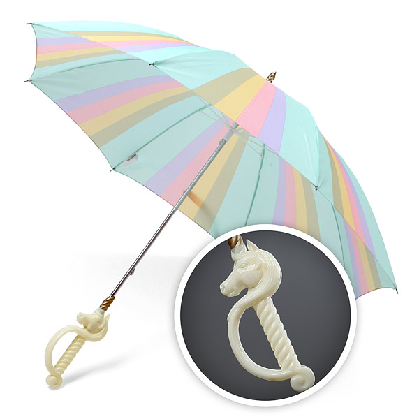 Magical Unicorn Umbrella - Geek Decor