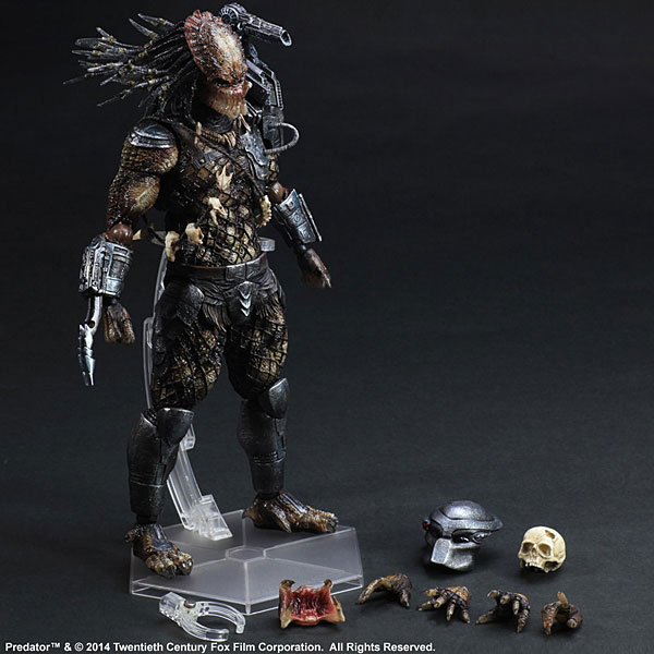 Predator Play Arts Kai Variant, Now This Is Scary Cool