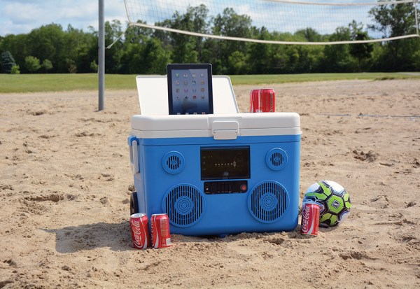Bluetooth Cooler - Geek Decor