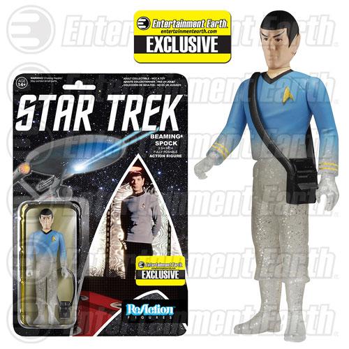 Spock ReAction Figure - Geek Decor
