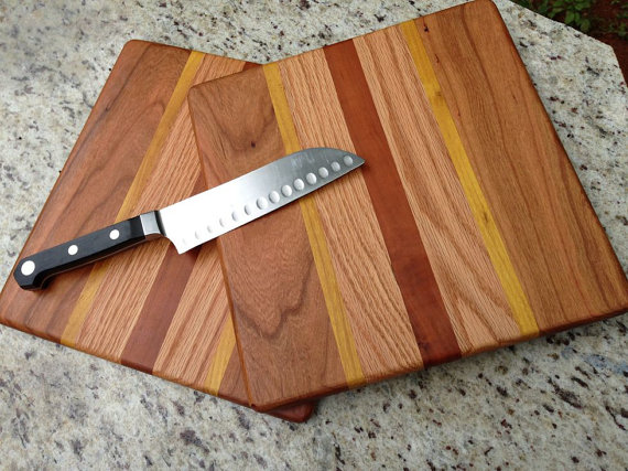 Wood By Hand, LLC. - Cutting Board - Geek Decor