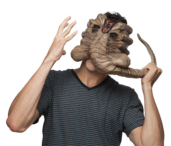Aliens Facehugger Mask - Geek Decor