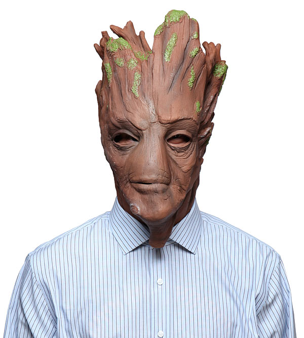 Marvel Groot Mask - Geek Decor