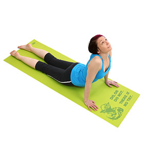 Yoda Yoga Mat - Cobra Pose - Geek Decor