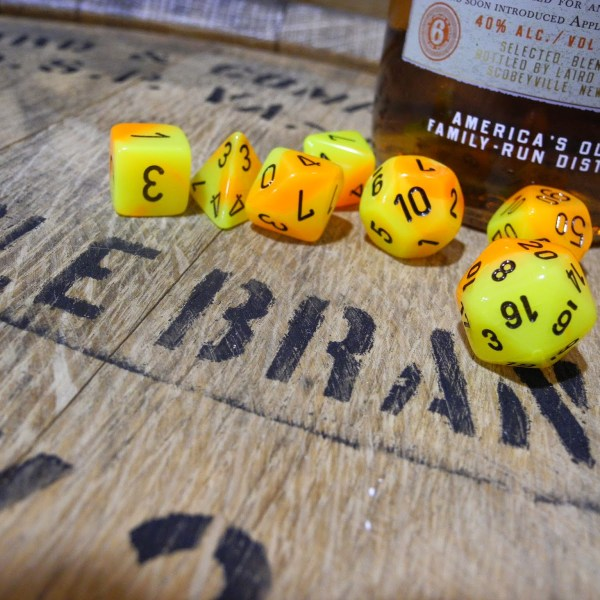 Game Tavern Dice and Beer - Geek Decor
