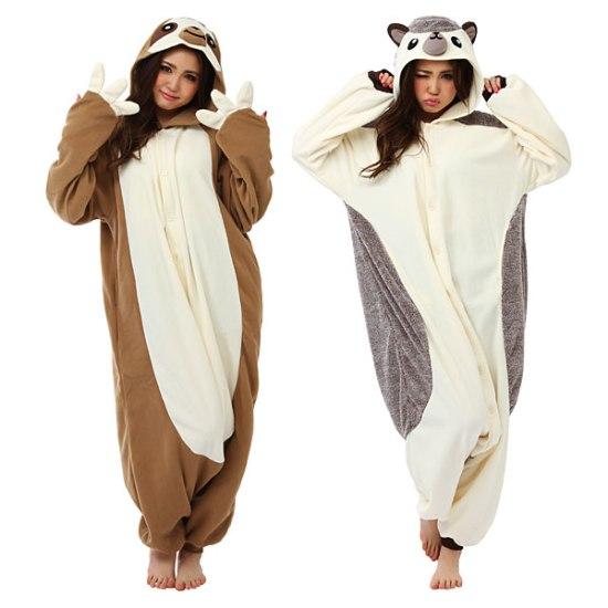 Japanese Kigurumi Cosplay Pajamas - Geek Decor