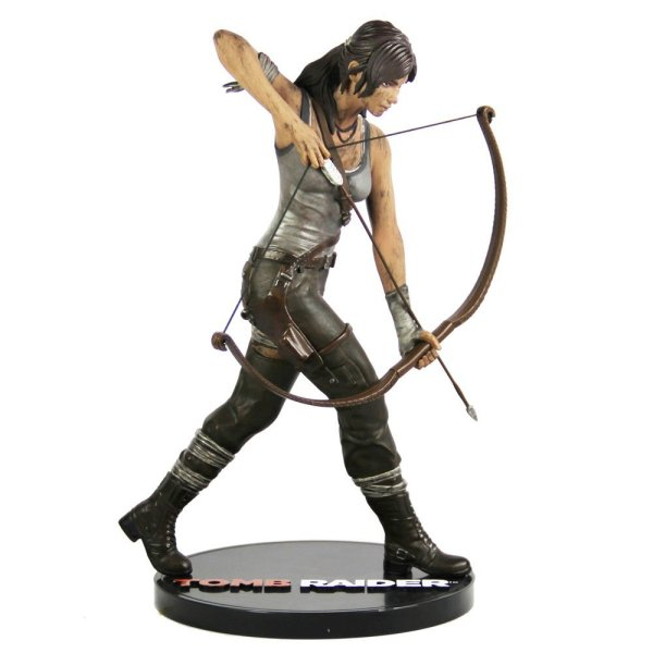 Tomb Raider PVC Figure Collectible - Geek Decor