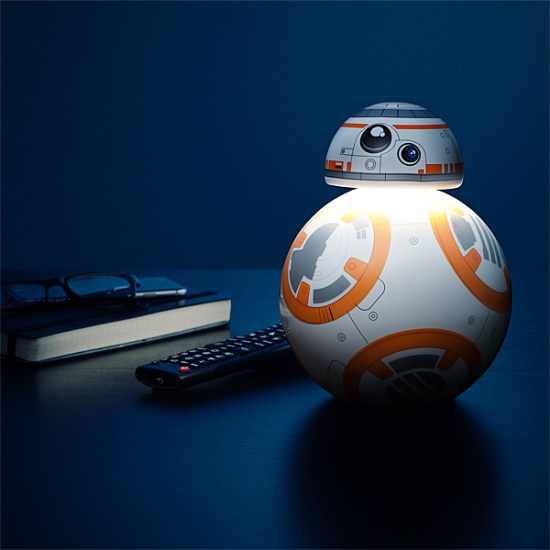 BB-8 Desk Lamp - Geek Decor