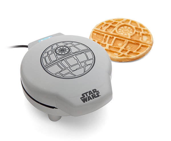 Death Star Waffle Maker - Geek Decor