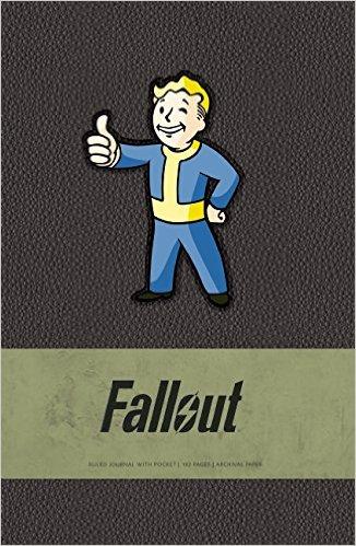 Fallout Hardcover Journal - Geek Decor