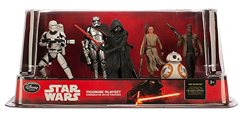 Force Awakens Figurine Set - Geek Decor