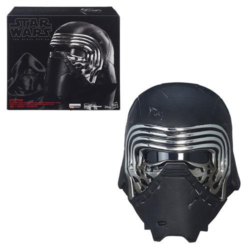Kylo Ren Helmet - Geek Decor
