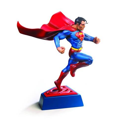 Superman Comic Statue - Geek Decor