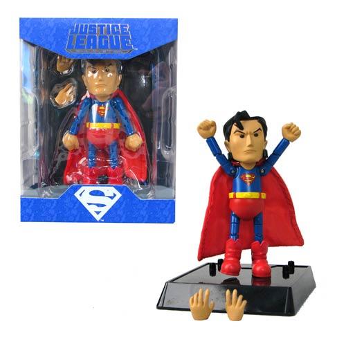 Superman Hybrid Metal Light-Up Figure - Geek Decor