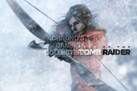 Tomb Raider Poster 2 - Geek Decor