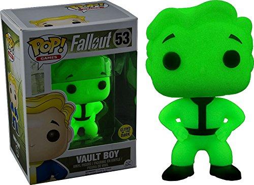 Vault Boy Glow In The Dark Figure - Geek Decor
