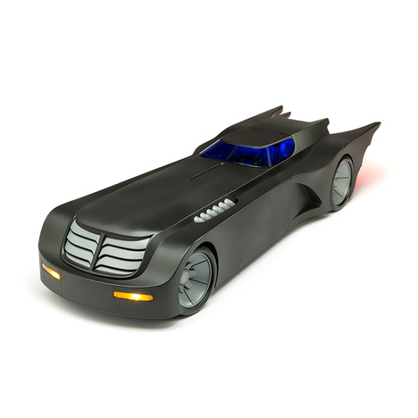 Animated Series Batmobile - Geek Decor