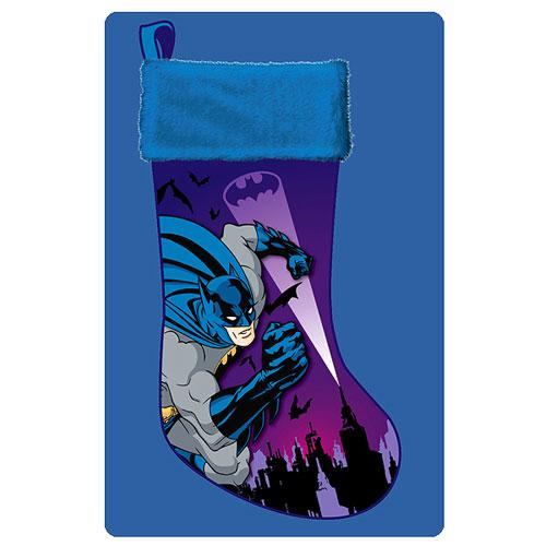 Batman Stocking - Geek Decor