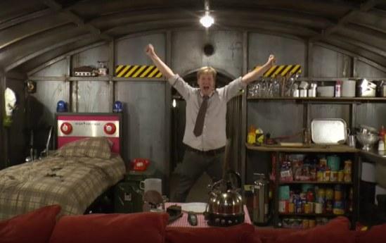 Bunker Man Cave - Geek Decor