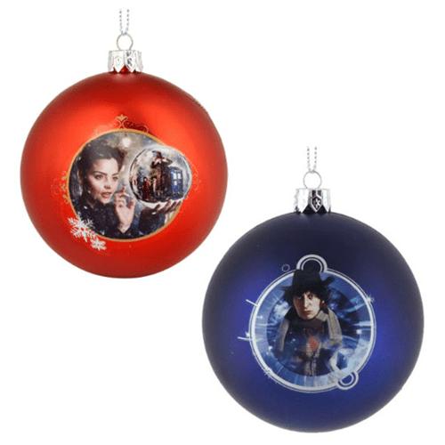 Doctor Who Shatterproof Ornament - Geek Decor