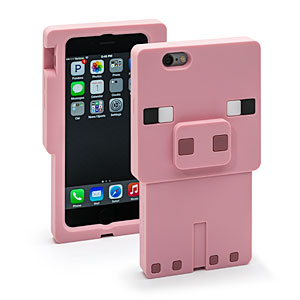 Minecraft Pig Phone Case - Geek Decor