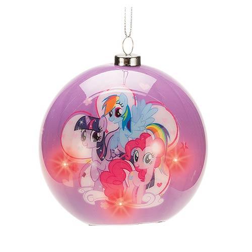 My Little Pony Light Up Ornament - Geek Decor