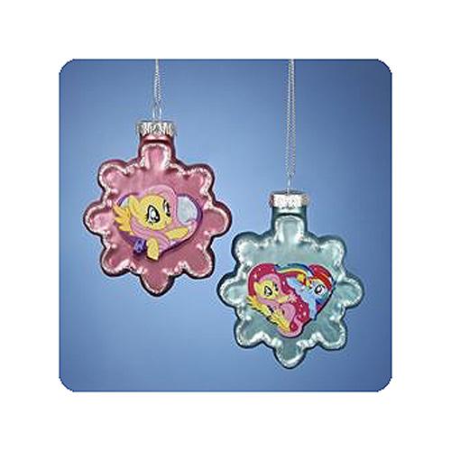 My Little Pony Snowflake Ornament - Geek Decor