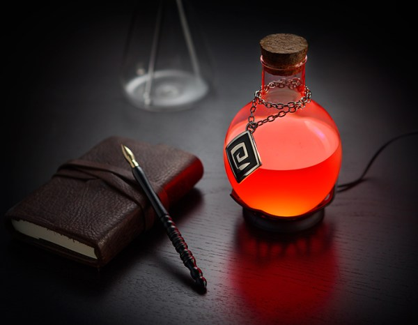Potion Lamp - Geek Decor