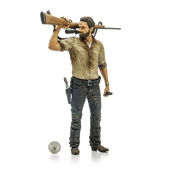 Rick Grimes Figure - Geek Decor