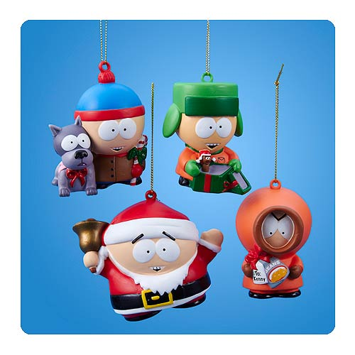 South Park Ornaments - Geek Decor