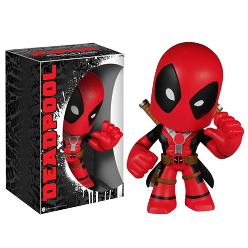 Deadpool Vinyl Figure -- Geek Decor