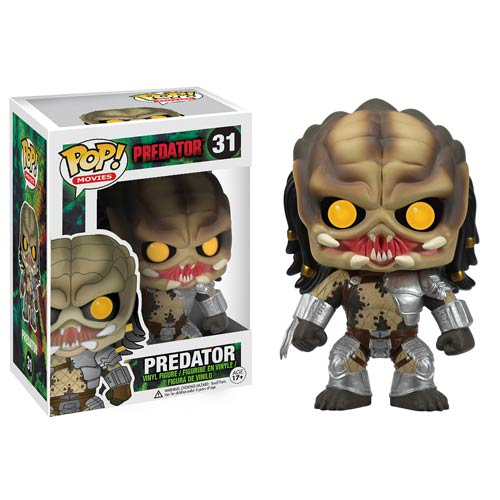 Alien Vs Predator Figure - Geek Decor