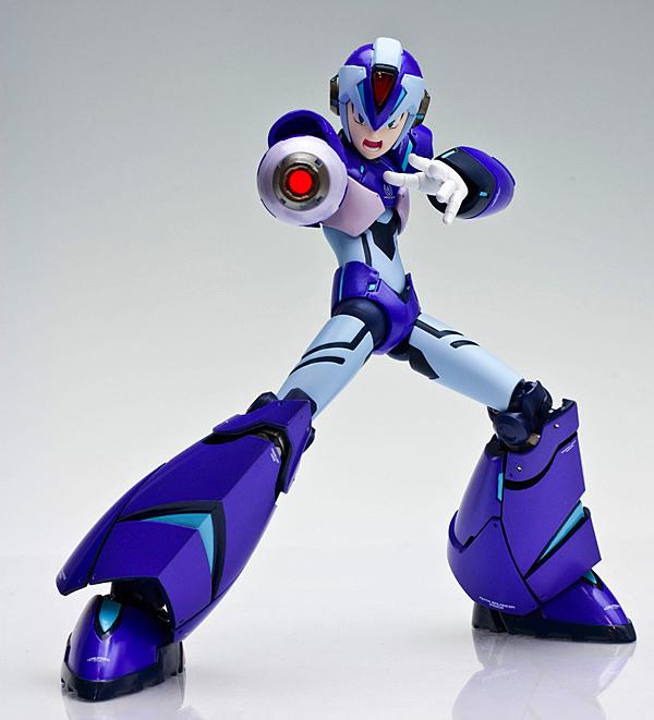 Mega Man Figure Front - Geek Decor