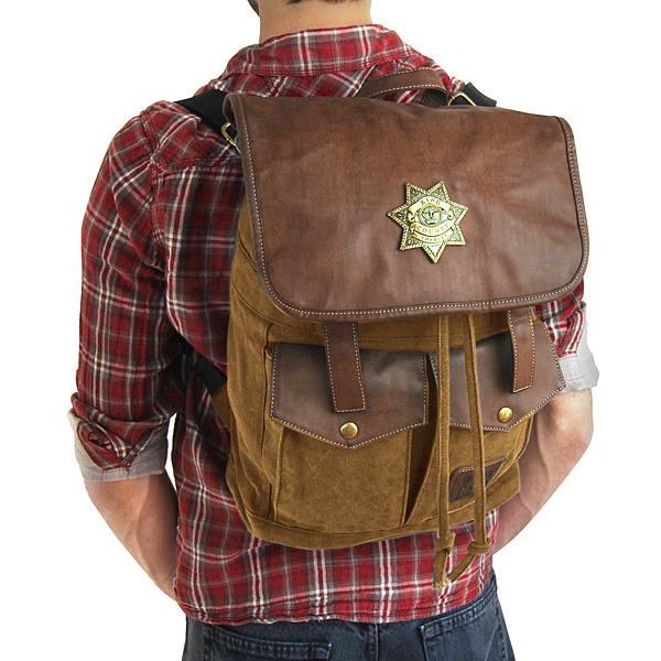 Rick Grimes Backpack - Geek Decor