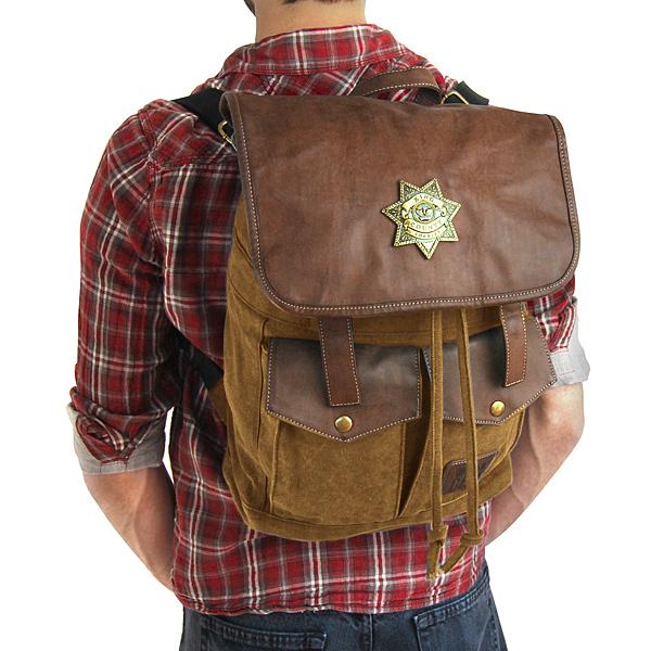 Rick Grimes Backpack - Geek Decor