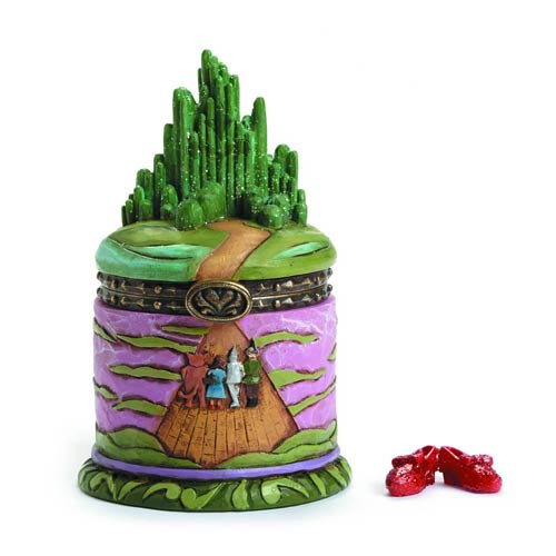 Wizard of Oz Treasure Box - Geek Decor