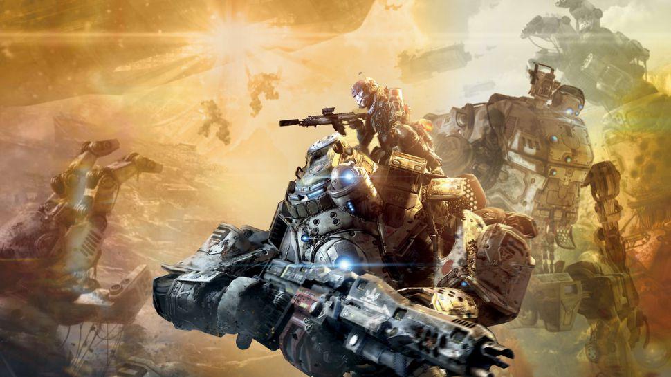 Poster do filme Titanfall: 2 - O Filme