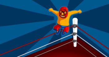 Male Wrestler