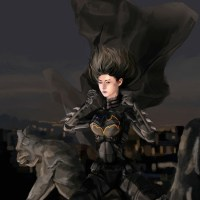 Fantástica coleção de imagens da Batgirl