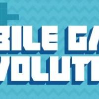 A evolução dos jogos para celular