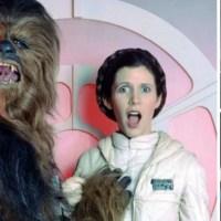"""73 Fotos raras """"por trás das cenas"""" de Star Wars"""