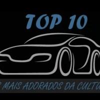 TOP 10 Veículos mais adorados da cultura geek