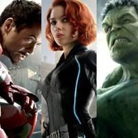 Vingadores: Era de Ultron | Confira os novos pôsteres liberados pela Marvel
