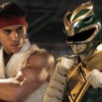 Ranger Verde Vs Ryu | Finalmente os dois se enfrentaram