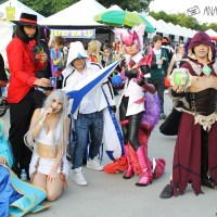 Cosplayers do Anime Friends 2015 [Fotos]