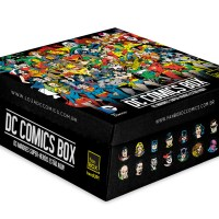 Warner Bros. e bandUP! lançam a FAN BOX DC COMICS