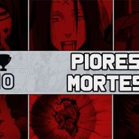 Top 10 Piores mortes nos animes [LBTV]