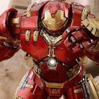 Veja a construção de um incrível cosplay do Hulkbuster em tamanho real