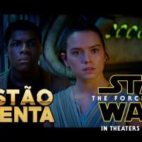 Star Wars: O Despertar da Força | Confira o trailer narrado pelo Faustão